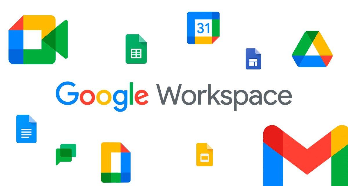 G Suite devient Google Workspace.