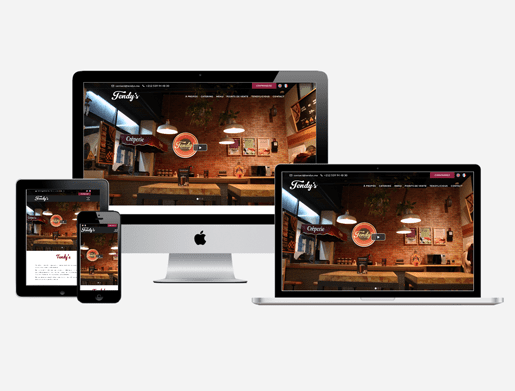 création site web café restaurant